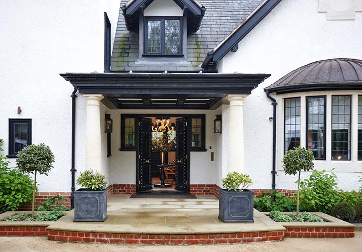 Роскошный особняк в Англии