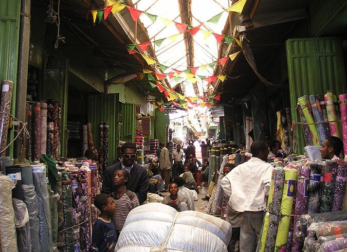 Главные достопримечательности Эфиопии