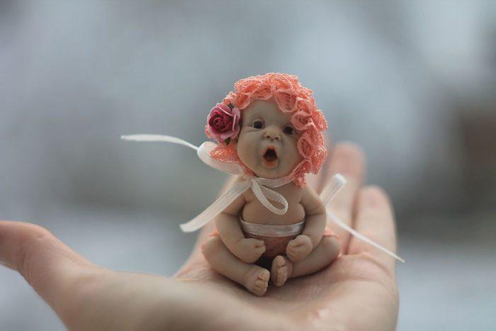 Невероятные куклы Елены Кириленко