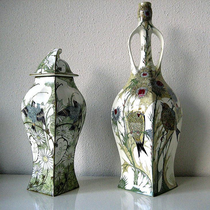 Фарфоровые диковины эпохи Ар Нуво, фото № 1