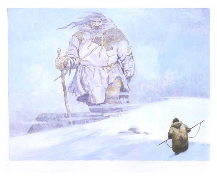 Мифы и легенды Арктики 2