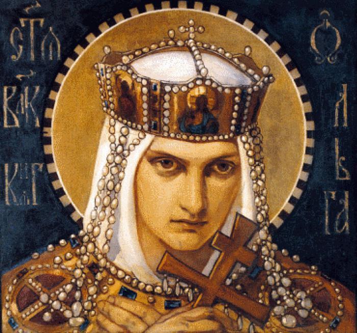 Икона Ольга: о чем перед ней молятся?