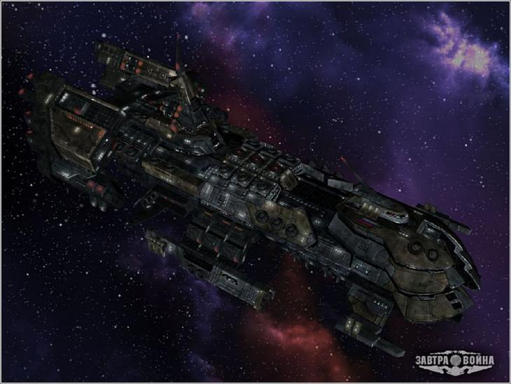 Тактика космических войн будущего 9
