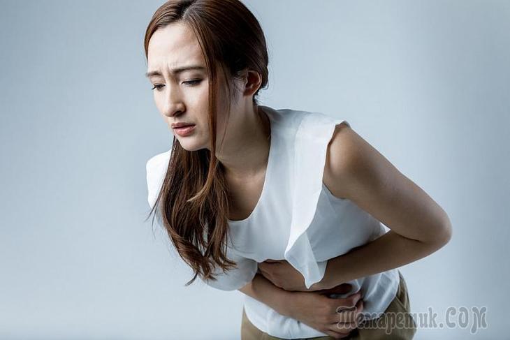 Увеличивается ли живот при кисте яичника 9