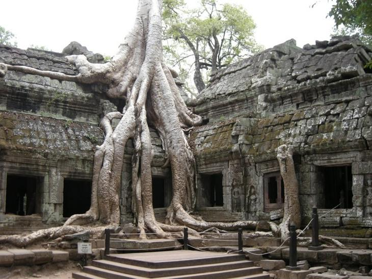 город Ангкор