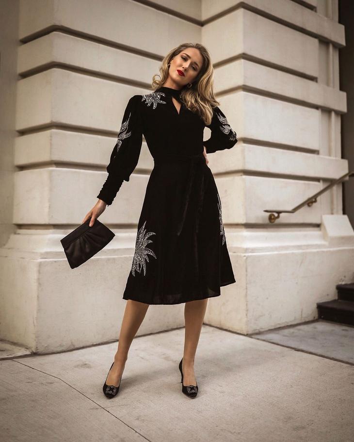 платье леди 2020 фото 3