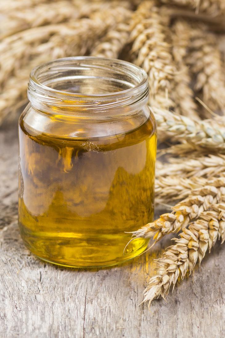 Супер-полезное масло зародышей пшеницы