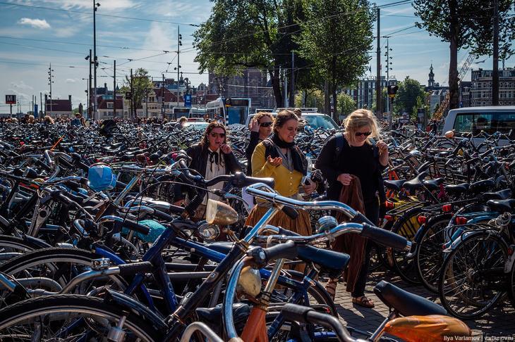 Очень красивая Голландия