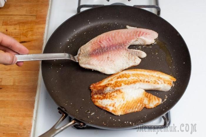 7 ошибок в приготовлении рыбы, которые мешают создать идеальное блюдо