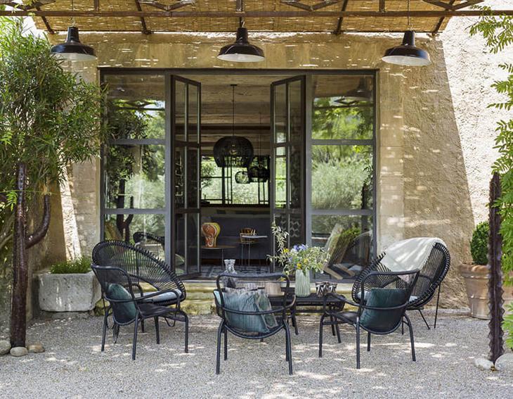 Гостевой дом с винным погребом в Провансе