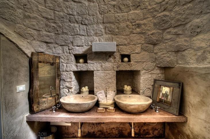houseadaptation09 Как адаптируют сельские дома 13 го века под современные жилища