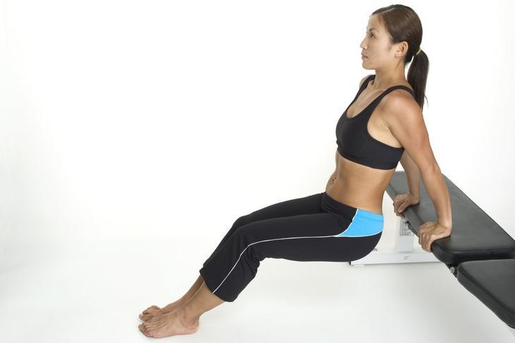 Комплекс упражнений для эффективного похудения рук