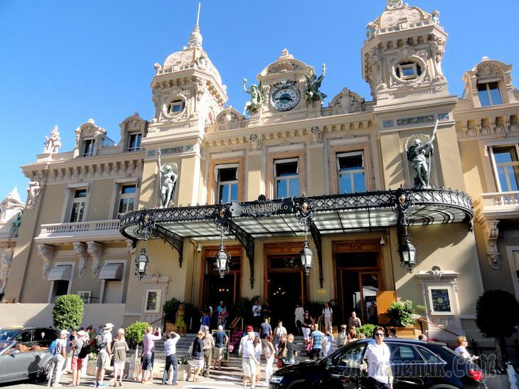 Игры В Казино Монте Карло