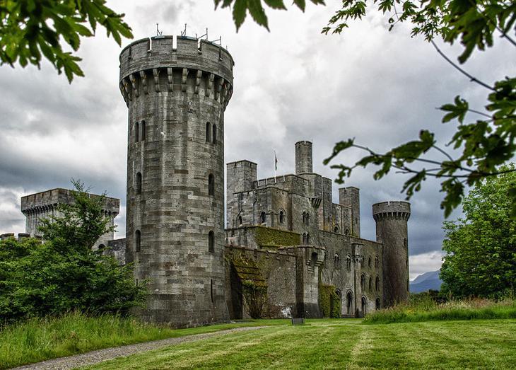 Замок Пенрин