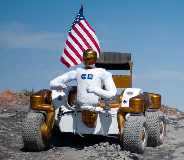 Прошлое, настоящее и будущее роботов 51