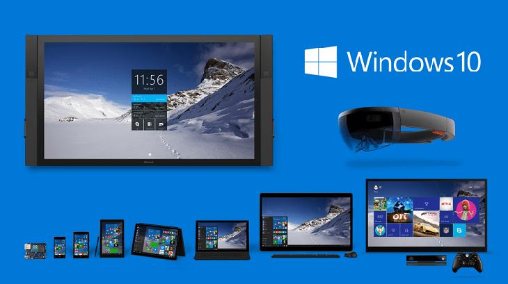 Windows 10 - единая операционная система для компьютеров, планшетов, телефонов