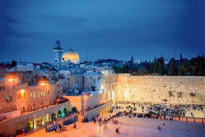 7 чудес Израиля