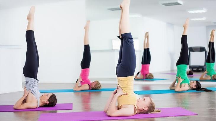 Внимательно изучите технику выполнения каждого упражнения