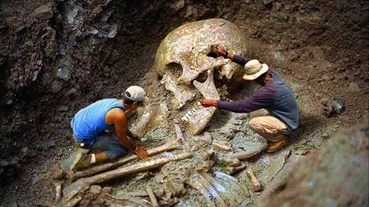 Про великанов археология, великаны, история, лженаука, мифы, факты