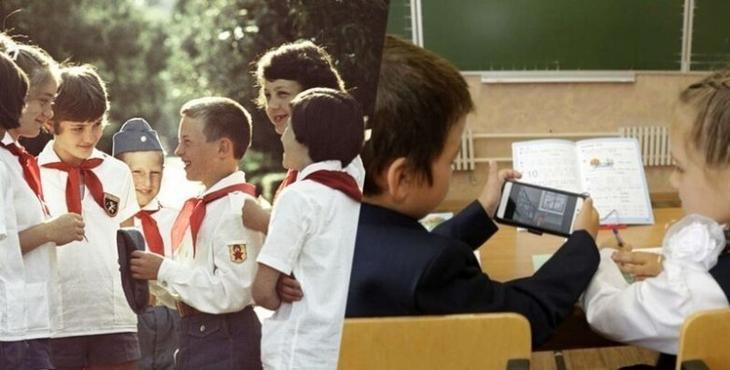 Чем современные дети отличаются от школьников 1980-х?
