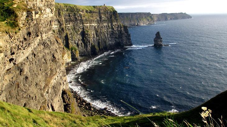 Западное побережье Ирландии виды, города, история, факты, фото