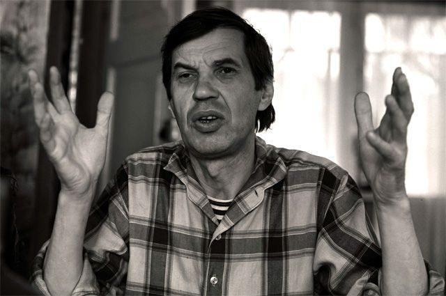 Странная судьба нестандартного актёра Георгия Буркова
