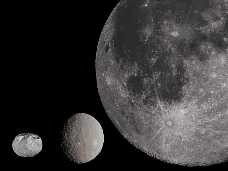 Охота на сокровища астероидов: золотая лихорадка будущего 5