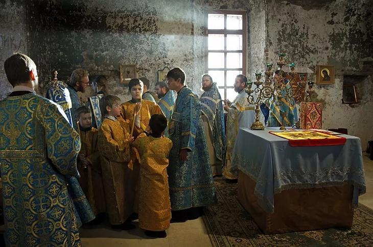 Чины в православной церкви по возрастанию: их иерархия