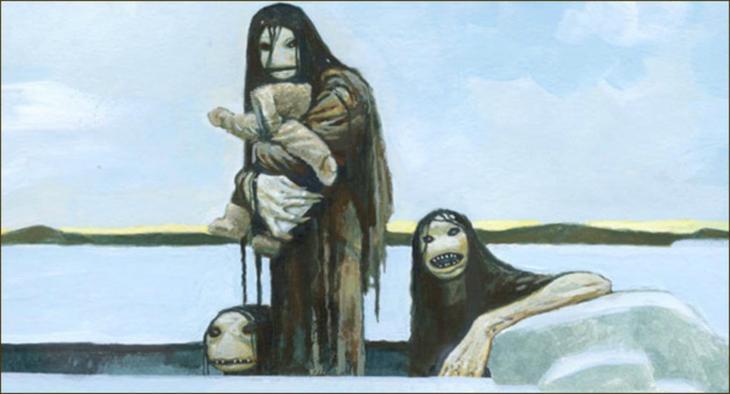 Мифы и легенды Арктики 10