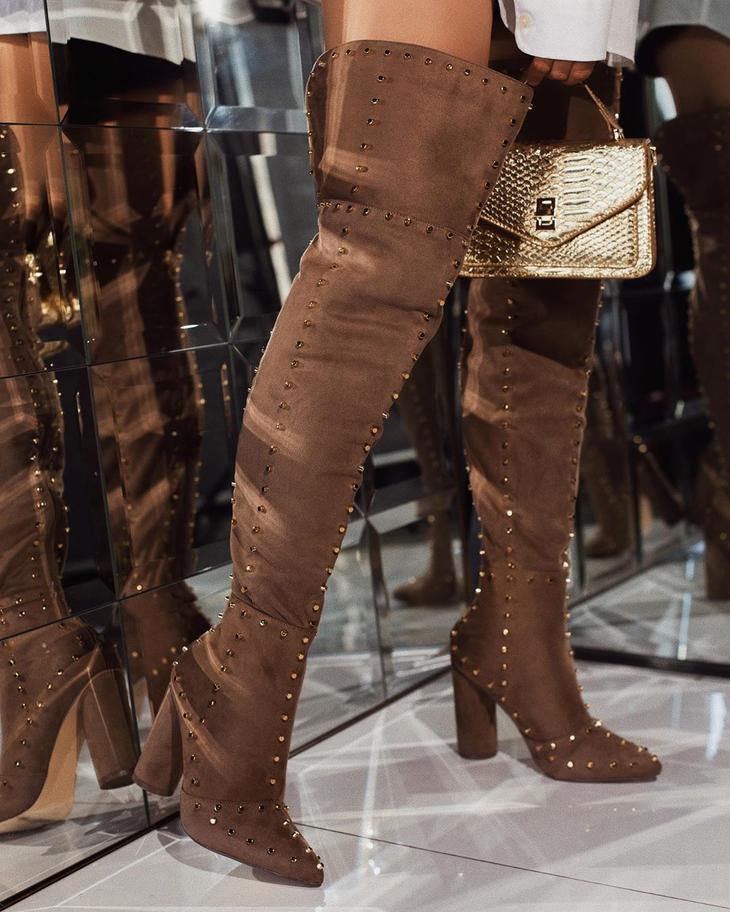 Зимняя женская обувь 2020 фото 5