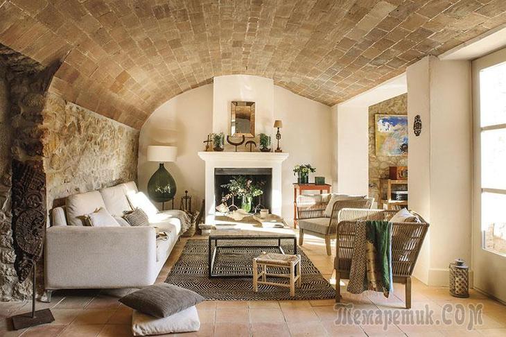 Чудесное преображение старого дома в солнечной Испании