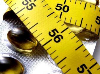 Бесполезные продукты для похудения