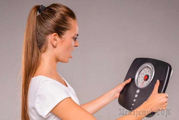 7 причин почему не получается похудеть