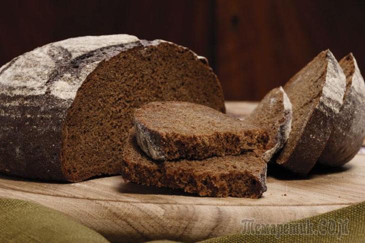 Диета на черном хлебе