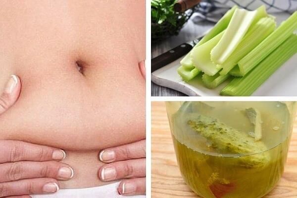 чай из сельдерея для похудения рецепт